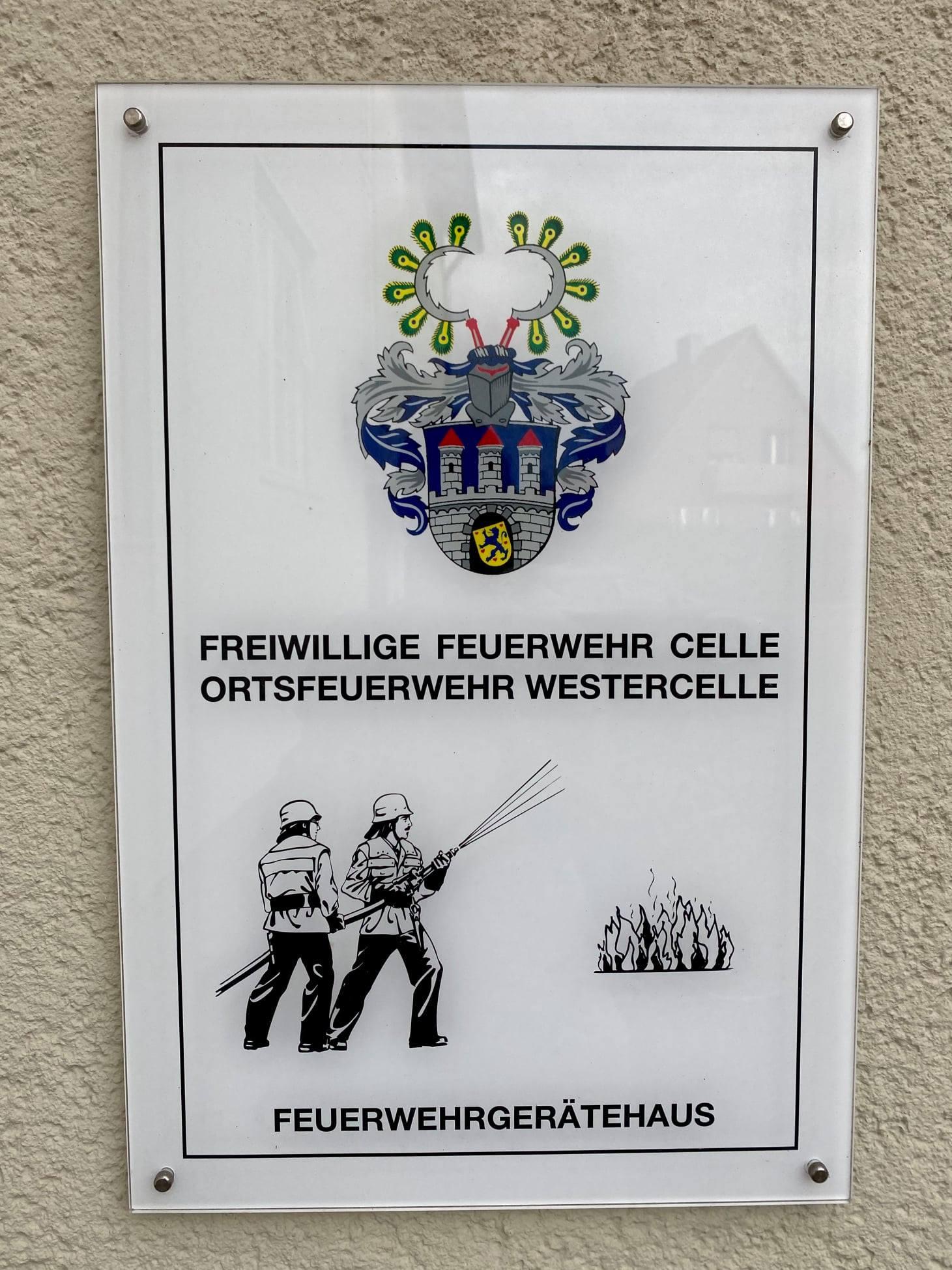 Feuerwehr Westercelle