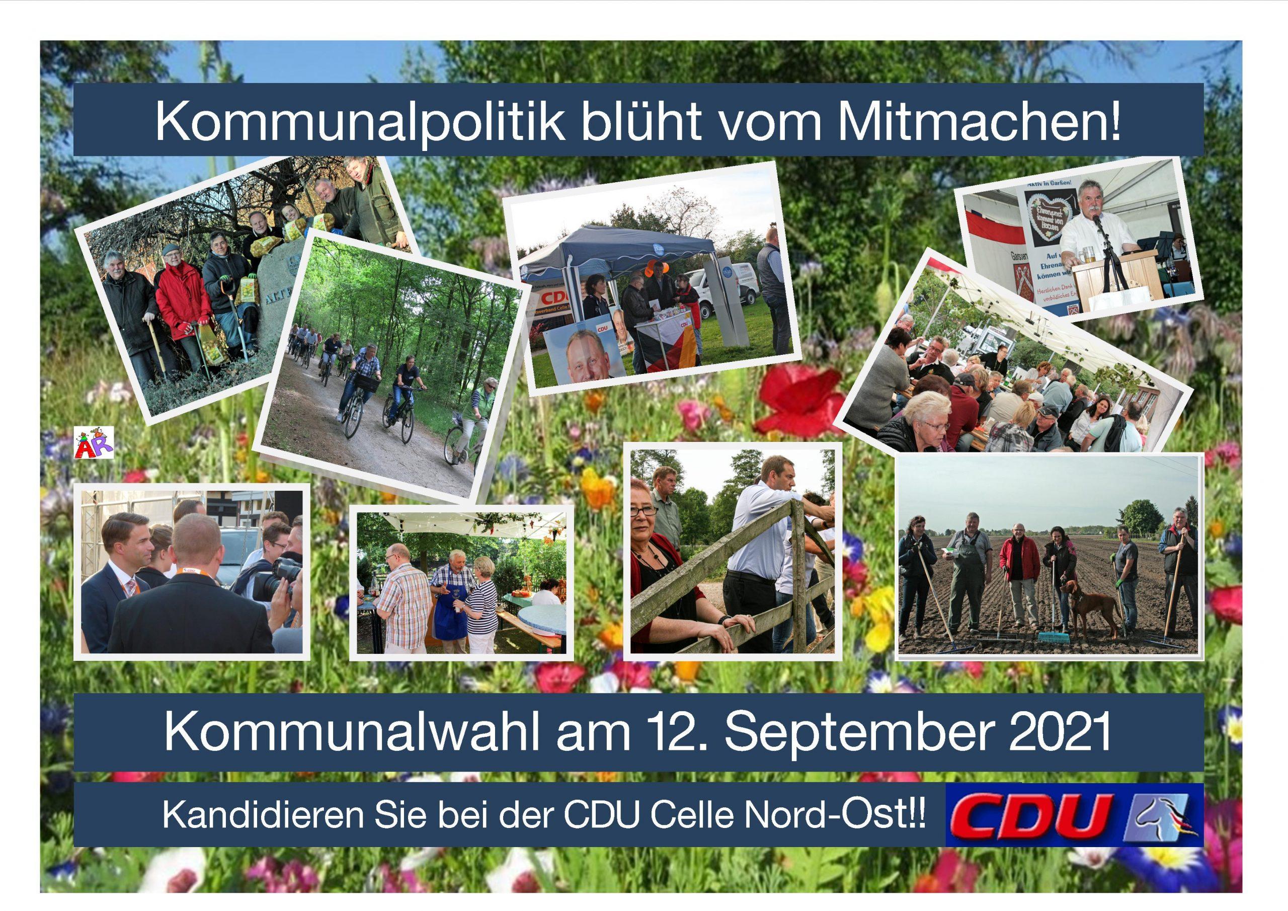 Kommunalwahl CDU