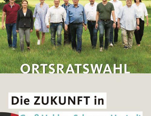 CDU GROß HEHLEN STELLT WAHLINFOS VOR